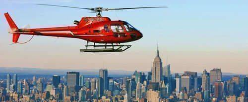 New York City Helicopter Tours, aerial