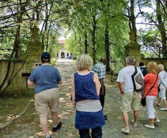 The Bronx Tour Walking Trail
