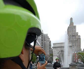 Arts & Architectural Central Park Bike Tour, art tour