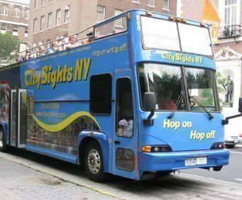 Land & Sea, bus tour