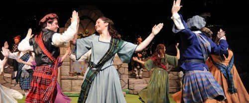 Dutch Apple Dinner Theatre - Lancaster, PA, musical