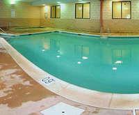 Sleep Inn & Suites - Mountville, PA Indoor Swimming Pool