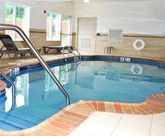 Sleep Inn & Suites Indoor Pool