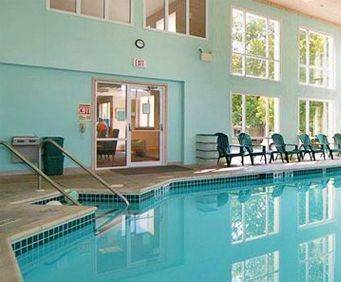 Rodeway Inn & Suites Hershey Indoor Pool