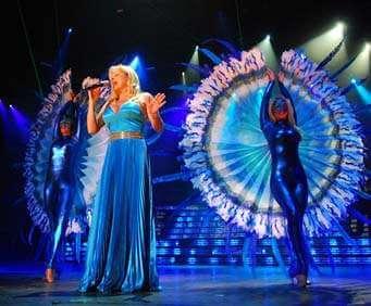 The Carolina Opry - Performance