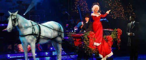 The Carolina Opry - Christmas with Horse and Sleigh