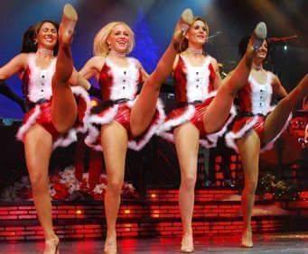 The Carolina Opry - Christmas with High-Kicks