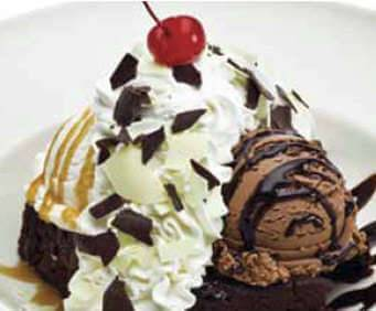 Planet Hollywood - Myrtle Beach, SC, ice cream