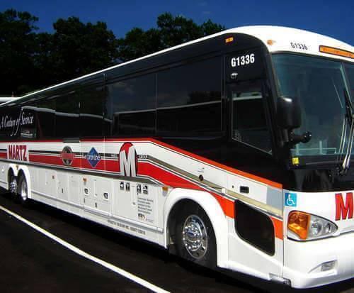 DC After Dark, bus tour