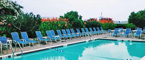 Outdoor Pool at Holiday Inn Capitol - Washington, DC