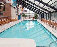 Comfort Inn University Center - Fairfax, VA Indoor Swimming Pool