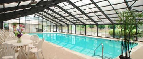 Best Western Capital Beltway Indoor Swimming Pool
