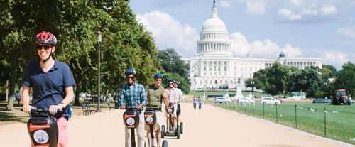 Washington DC Segway Tour, capitol