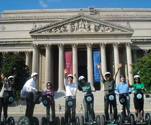 Washington DC Segway Tour, museums