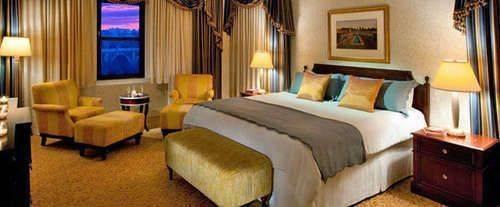 Photo of Omni Shoreham Hotel Room