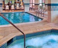 Outdoor Swimming Pool of Washington Marriott