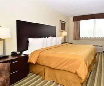 Photo of Sleep Inn & Suites - Washington DC Room
