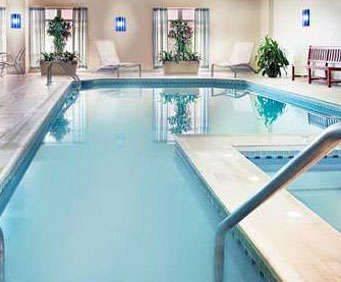 Hampton Inn Washington, DC- Convention Center Indoor Swimming Pool