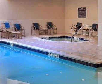 Hampton Inn Silver Spring Indoor Pool