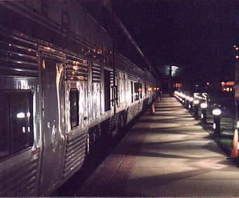 Memphis Ghost Walking Tour - Train
