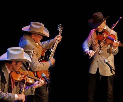 Sons of the Pioneers Branson Show, acoustic