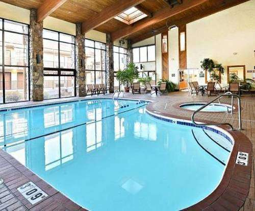 Best Western Center Pointe Inn Indoor Swimming Pool