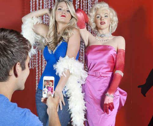 Hollywood Wax Museum, Marilyn