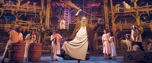 Buy Noah The Musical At Sight Amp Sound Theatres Branson Tickets