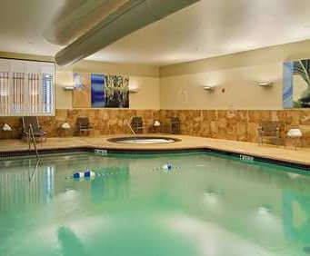 Hilton Promenade at Branson Landing Indoor Swimming Pool