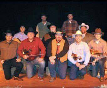 Round-Up on the Trail Chuckwagon Dinner Show, cast