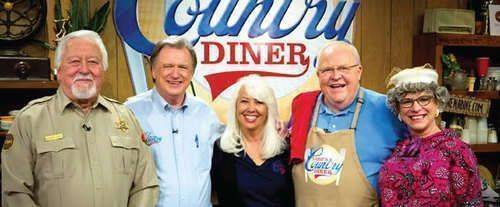 Larry's Country Diner, dinner theater