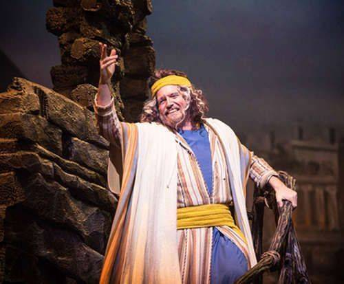 Moses at Sight and Sound Theatres® Branson, Bible story