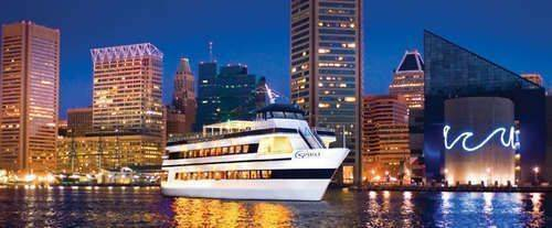 Spirit of Baltimore Lunch and Dinner Cruises, ship