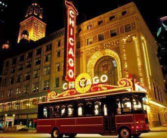 Hop On/Hop Off Chicago Trolley Tour