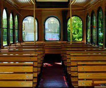 Hop On/Hop Off Chicago Trolley Tour, old fashioned