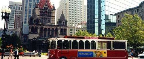 Beantown Hop On/Hop Off Trolley Tour & Harbor Cruise, Boston MA