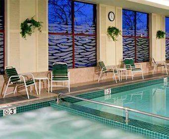 Doubletree Guest Suites Boston Indoor Swimming Pool