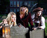 Ghosts & Gravestones of Boston, bus tour