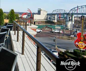 Hard Rock Café View from Deck