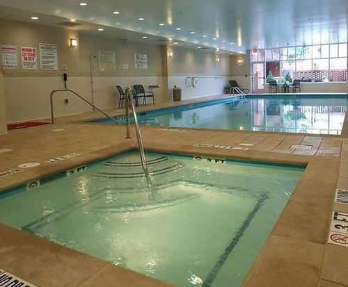 Hilton Garden Inn Nashville/Vanderbilt Hot Tub Photo