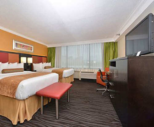 Photo of Clarion Hotel Downtown Nashville - Stadium Room