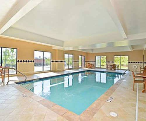 Comfort Suites Mt. Juliet Indoor Swimming Pool