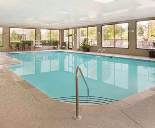 Radisson Hotel Nashville Airport TN Indoor Pool