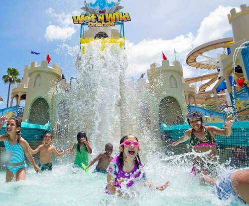 Wet 'n Wild Orlando, waterpark