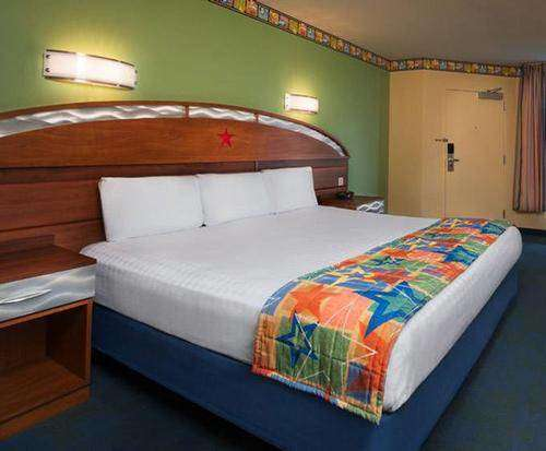 Photo of Disney's All-Star Movies Resort Room