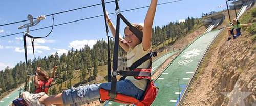 Visit Salt Lake Connect Pass, zipline