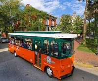 Savannah Narrated Trolley Tour