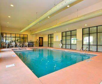 Comfort Suites Gateway Indoor Pool