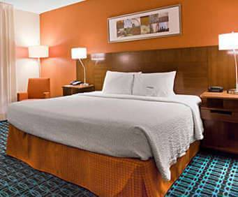 Fairfield Inn By Marriott Savannah Airport Indoor Swimming Pool