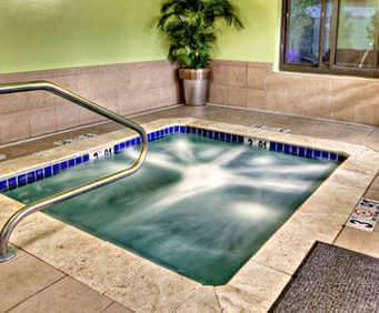 Towneplace Suites by Marriott Savannah Airport Hot Tub Photo